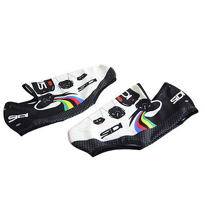 Sidi Wire Lycra Bike Cycling Overshoes Covers - 440279