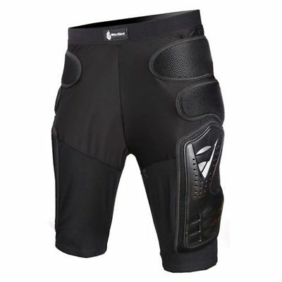Motorcycle Motocross Racing Ski Armor Sports Hips Legs Protective Gear Shorts