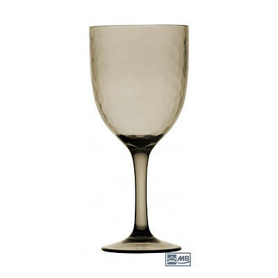 Lot 6 Verres A Pied Smoke Marine Business Harmony