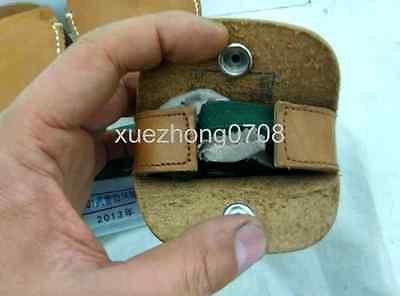 Surplus Chinese Military Type 01 Glasses Sunglasses And Leather Box