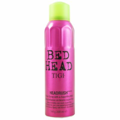 Tigi Bed Head Headrush 200 ml Glanzspray für alle Haartypen