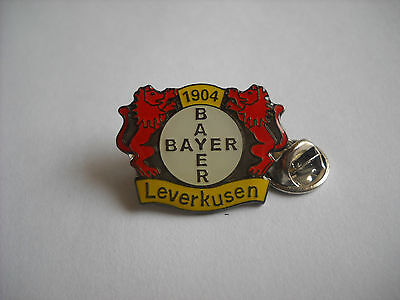 Bayer 04 Leverkusen Pin Logo 2016-2017 Original 18x15mm