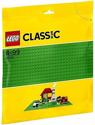 @NEW LEGO Classic Green Baseplate Supplement - 10700