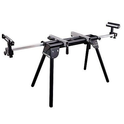 New Evolution Mitre Saw Stand with Extensions and Work Support Brackets