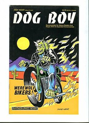 Dog Boy 1 . Fantagraphics  .1987 -  VF
