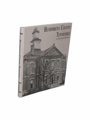 Humphreys County Tennessee Pictorial History McEwen Waverly