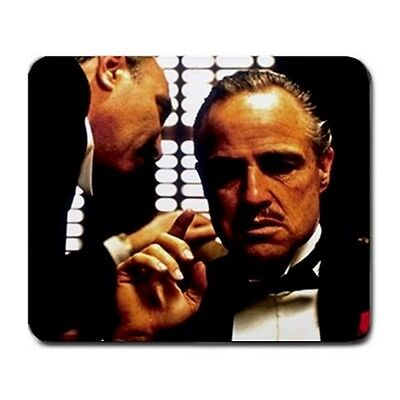 Vintage Celebrities The Godfather - Large Mousepad Pc Mouse Pad