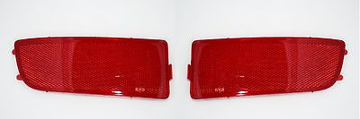 2 pcs Red Rear Tail Reflectors Left&Right for Mercedes Sprinter W906 2006-2015