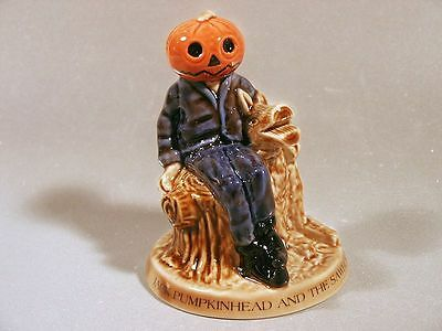 Wade Wizard of Oz Figures  Jack Pumpkinhead and the Sawhorse Mint  LE 250