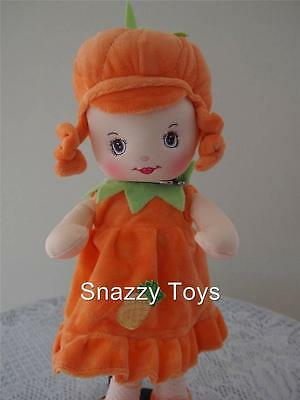 Plush Rag Doll, PINE APPLE, Toy, 35cm Tall, Ages 0+, NEW