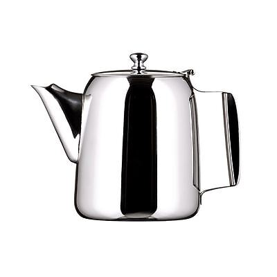 Large Teapot 1.5Ltr Capacity Stainless Steel With for kitchen/Dining and Teaware