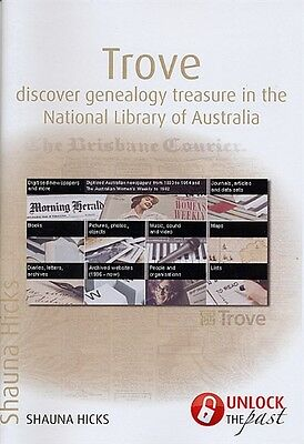 Genealogy-Trove: Discover Genealogy Treasure in the NLA (1st edition)