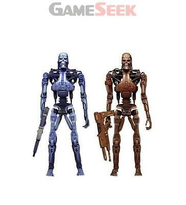 Versus The Terminator Endoskeleton Assault 2-Pack Action Figure - Brand New
