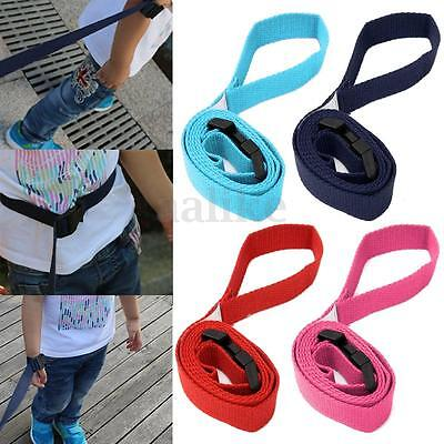Kids Toddler Baby Child Safety Leash Wrist Link Anti-lost Harness Strap Reins