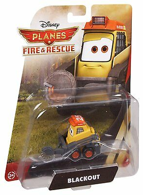 Disney Planes Blackout Diecast Aircraft Flieger aus dem Film