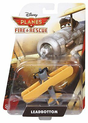 Disney Planes Leadbottom Diecast Aircraft Flieger aus dem Film