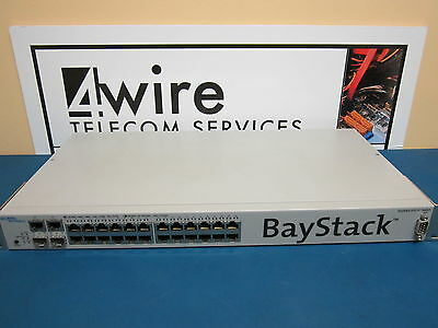 Nortel Baystack 425-24T Switch Al2012A41