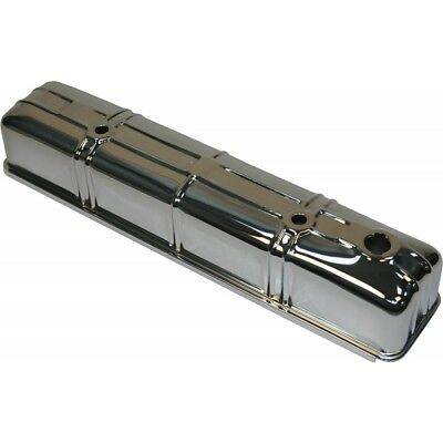 Chevy Valve Cover, 216ci 6-Cylinder, Chrome, 1949-1953 80-247040-1