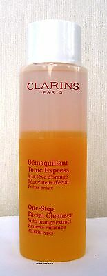 Clarins One-Step Cleanser With Orange Extract 200ml Sealed