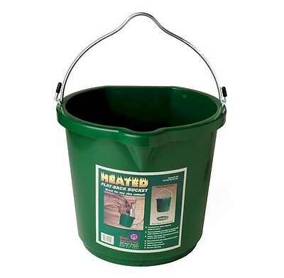 Farm Innovators 120W Flat Back 5 Gallon Heated Bucket FB-120