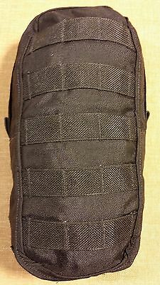 Accessory Side Pouch MOLLE MALICE BLACK Patriot Performance NWT