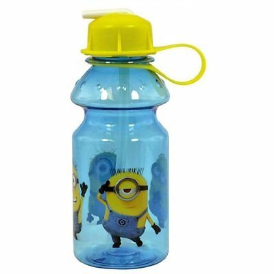 Minions Movie Tritan Water Bottle - Perfect for a School lunch box