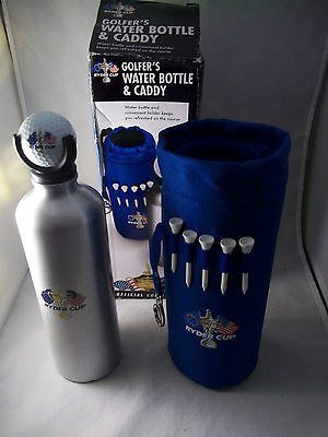 Ryder Cup Official Collection - Golfer's Water Bottle & Caddy
