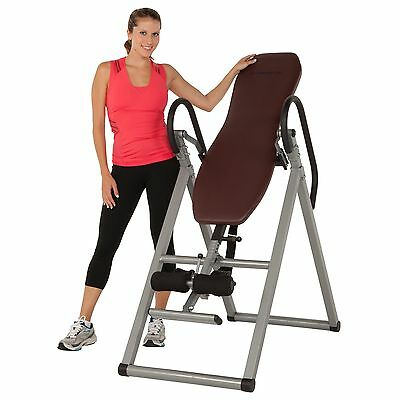 Exerpeutic 5503 Inversion Table with Comfort Foam Backrest Exerpeutic
