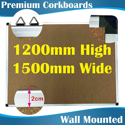 Office Cork Board/Notice Board/corkboard/pin board/pinboards 120x150 CM