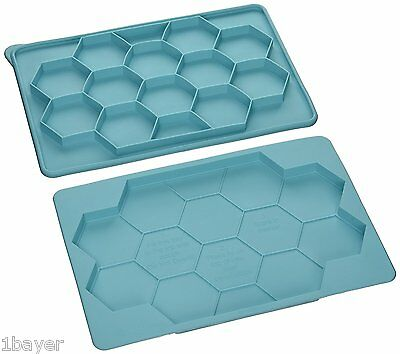 @NEW Shape+Store Innovative Bakery Cookie Cutter Freezer Container