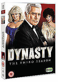 Dynasty Complete 3rd Season Dvd Brand New & Factory Sealed
