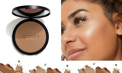 Gosh Giant Sun Powder Metallic Gold - Long lasting Sunny Glow, 28g