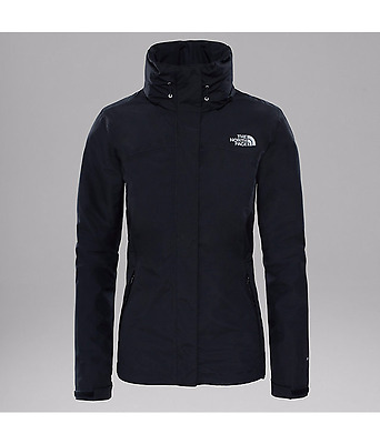 The North Face Women's Sangro Waterproof Jacket (TNF Black)