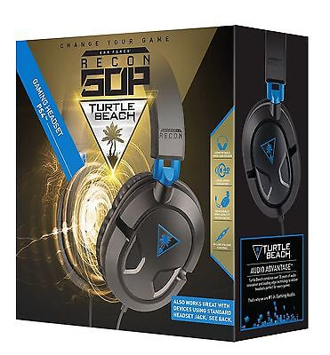 Turtle Beach - Ear Force Recon 50P Stereo Gaming Headset - PS4 and Xbox One (...