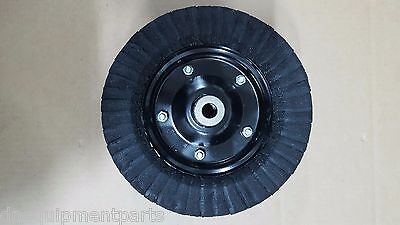 """Replacement Finish Mower Laminated Wheel 10"""" x 3.25"""" with 5/8"""" Axle Hole"""