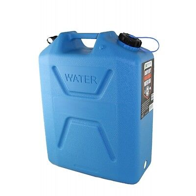 Blue Wavian Australian Water Jerry Can - 5 Gallon (22 Liters) - BRAND NEW