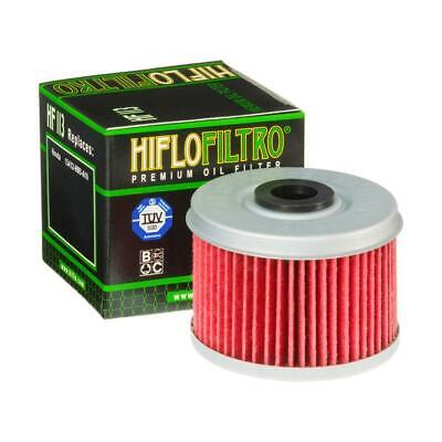 HI-FLO HF113 OIL FILTER FOR HONDA TRX350 FM Fourtrax Rancher 4x4 2000 to 2006