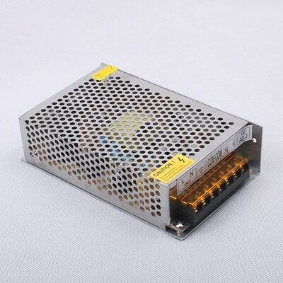 DC 12V 10A 5A 2A Switching Power Supply Regulated Transformer for CCTV LED Fan
