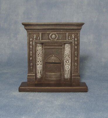 Cast Iron Style Fireplace 12th Scale For Dolls House DF704