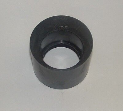 "3"" to 2"" SOLVENT WELD PIPE REDUCER. pond pipe koi"