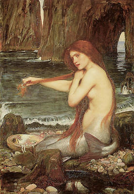 Ölbilder Ölgemälde John William Waterhouse 50x73cm