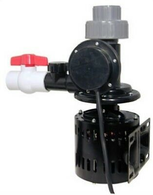1/3 HP Laundry Tub Pump,No 300514W,  Bur Cam Pumps Inc