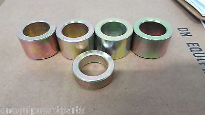 Land Pride Finish Mower Complete Set Wheel Height Spacer 827-002C & 827-001C