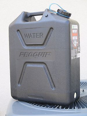 Pro Quip Black Australian Water Jerry Can - 5 Gallon (22 Liters) - BRAND NEW