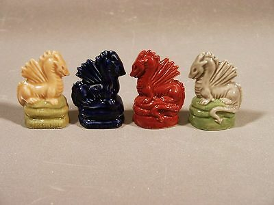 Wade Dragon Whimsies 2004 LE 500  You Chose Your Favorites