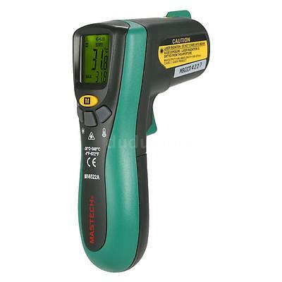 MASTECH MS6520A NonContact IR Digital Infrared Thermometer Gun -20℃~300℃ T1S9
