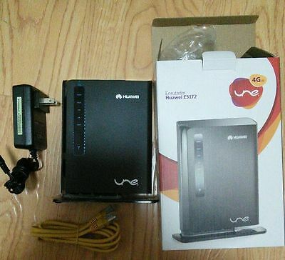 Unlocked Huawei E5172s-515 FDD lte 850/2600 Band 5, 7 and dc-hapa comlombia UNE