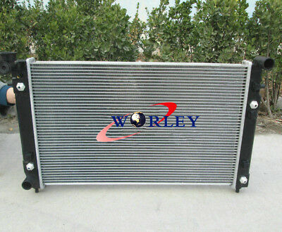 NEW Radiator for Holden VT VX Commodore V6 AUTO MANUAL Dual Oil Cooler