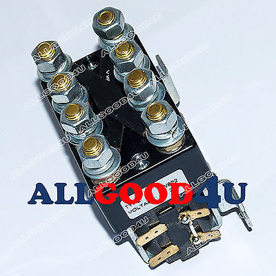 DC Contactor SW822 for Forklift Stacker Pallet 24V 100A Replacement Albright