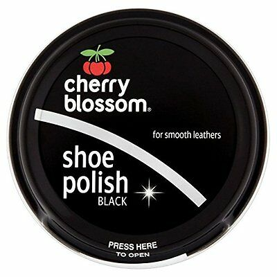 Cherry Blossom  Smooth Leather Shoe & Boot Polish  50ml